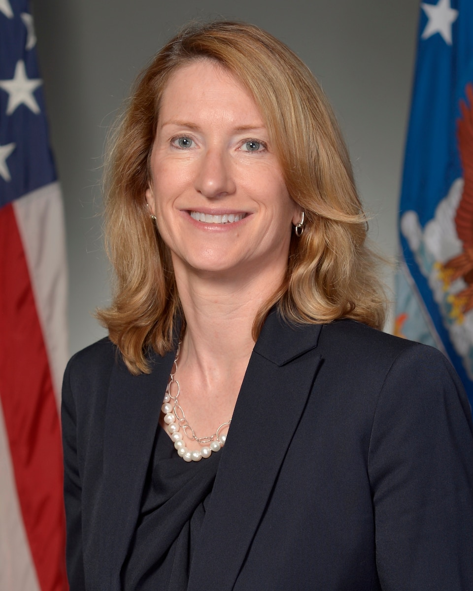 Official Photo-  SES Lisa Disbrow (U.S. Air Force Photo by Michael J Pausic)