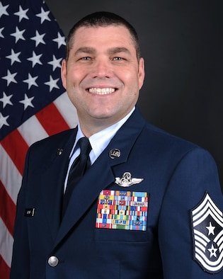Chief Master Sergeant Justin Strain is the Command Chief Master Sergeant, 314th Airlift Wing, Little Rock Air Force Base, Ark. He is responsible to the commander for the morale, welfare, professional development, and combat readiness of the wing's 1,200 Airmen and 1,800 aircrew students.