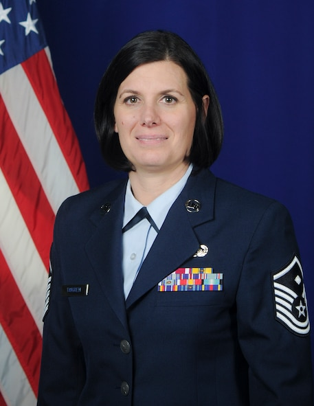Master Sgt. Lynette Tangredi (Official Photo)