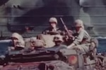 Marines with 3rd, 4th, and 5th Marine Division fought during Operation Detachment on the island of Iwo Jima from February 19, 1945 to March 26, 1945. The Battle of Iwo Jima is one of the bloodiest in America's history. Video Screen Shot