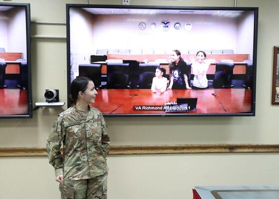 Pelayo promoted to master sergeant > Defense Logistics