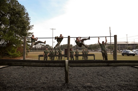 2017 Marine Corps Air Station Beaufort's Corporals Course
