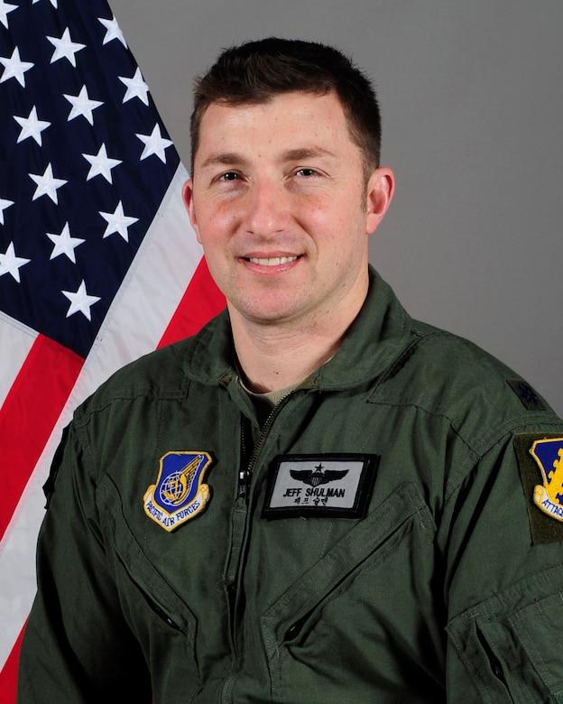 Lt. Col. Jeffrey Shulman