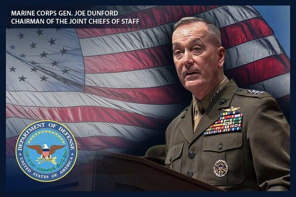 Marine Corps Gen. Joe Dunford