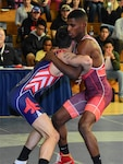 Army and Marines take first two sessions of 2017 Armed Forces Wrestling Greco-Roman Championship