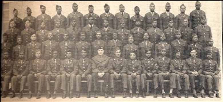 Buckley Field's First Graduating Class of African-American Armorers was in March 1943. Buckley Field conducted basic and technical training starting July 1, 1942, until Jan. 1, 1945.