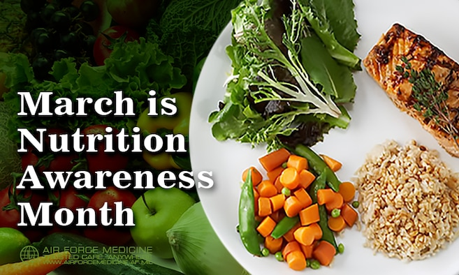 Nutrition Awareness Month 2017
