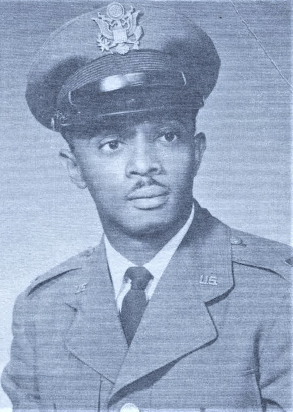 Capt. Lorenza Conner served in the U.S. Air Force and gave his life fighting in the Vietnam War. His hometown is Cartersville, Georgia. (U.S. Air Force photo)