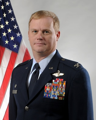 110th Attack Wing Vice Commander, Col. Keir Knapp