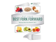 Put Your Best Fork Forward
