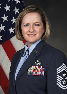 Chief Master Sgt. Kathlina G. Racine
