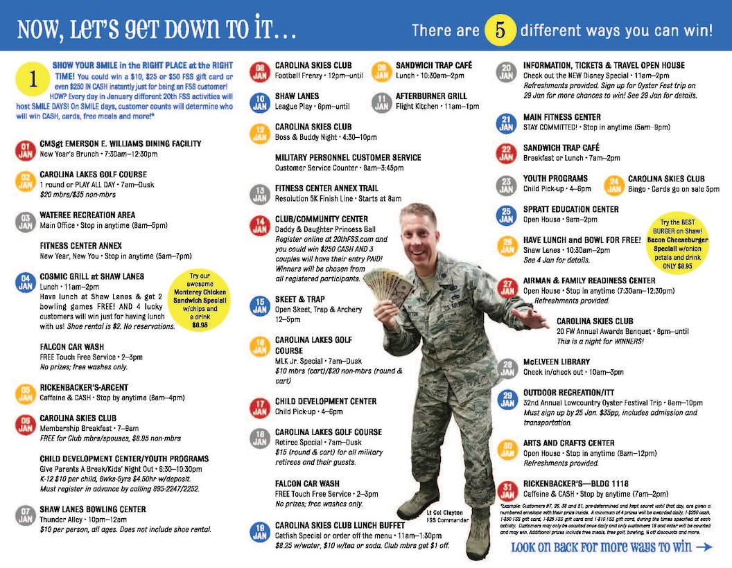 Smile Program Brochure page 2