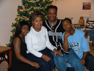 The Kelly Family endured many setbacks in life, from drug and alcohol abuse, to living in a homeless shelter and a freak accident causing them to lose Hilliard Kelly II. Despite the misfortune, the family is doing well now and Kelly II's legacy lives on as both of his children now serve in the U.S. military. (Courtesy photo)