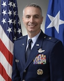Brig Gen Richard Casto official bio photo