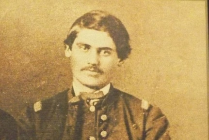 Army Pvt. Jacob Parrott, a member of the Ohio National Guard's predecessor, was the first recipient of the Medal of Honor in 1863.