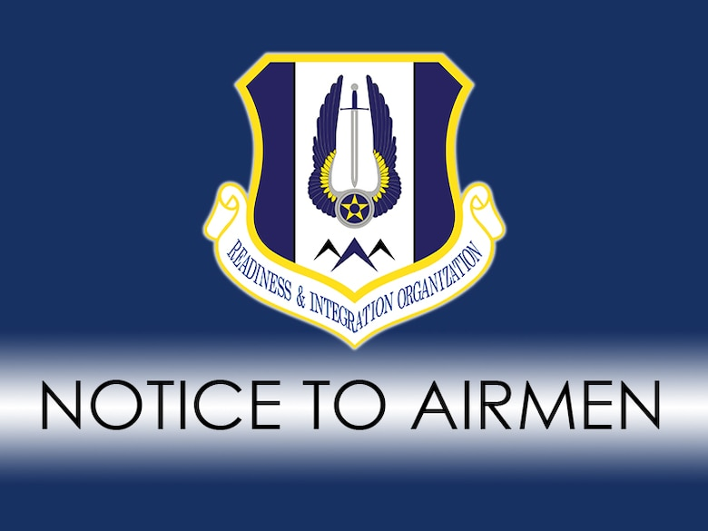 Solicitation for 12 Outstanding Airmen of the Year Award 2019 > Air