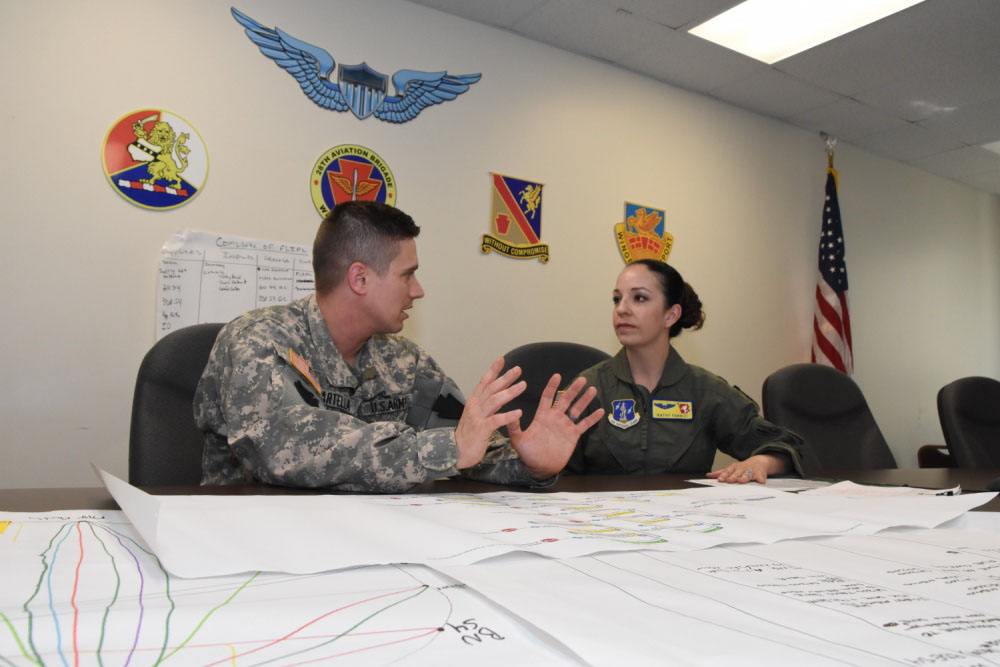 Lean Six Sigma Courses Improve Processes At Wing 193rd Sow Display