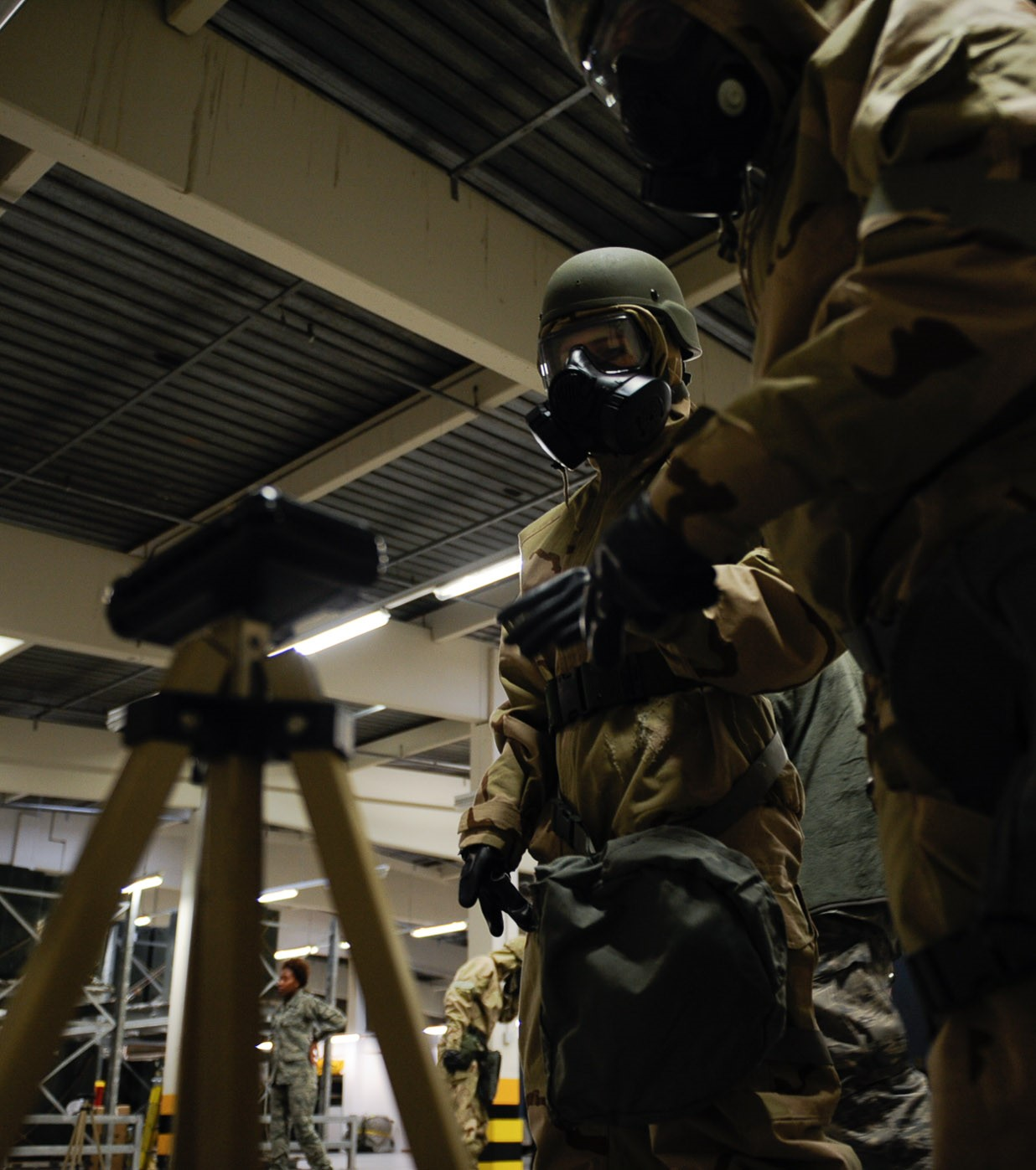 CBRN defense