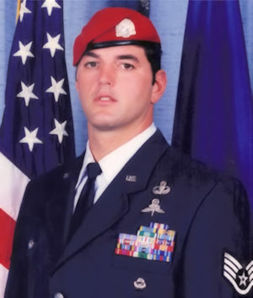 Tech. Sgt. (ret.) Jeffrey Bray, a combat controller, who was awarded the Silver Star medal for his actions during the Battle of Mogadishu in 1993, was laid to rest at Arlington National Cemetery, Va., on Dec. 30, 2016. Bray passed away at 49 years old on Oct. 24, leaving behind a far-reaching legacy of valor, professionalism and combat success. (Courtesy Photo)