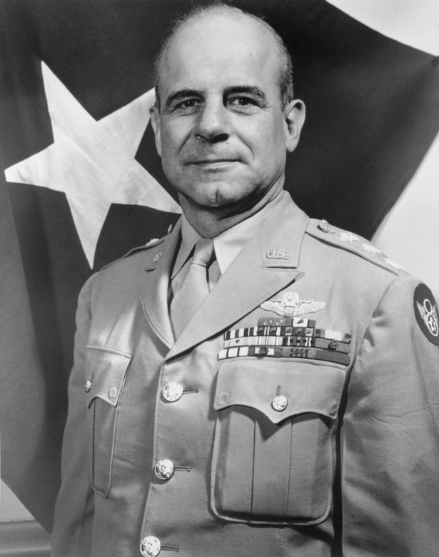 Medal of Honor recipient, pioneering holder of speed records, leader of first aerial attack on the Japanese mainland, and famed World War II air commander.
