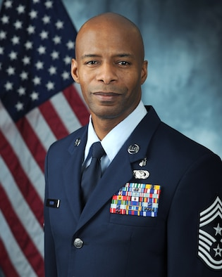 CHIEF MASTER SERGEANT NATHANIEL M. PERRY JR.