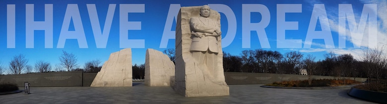 In 1986, the United States made MLK day a federal holiday to commemorate the life and work of the civil rights activist Dr. Martin Luther King Jr., who was a key figure in the American Civil Rights Movement. Today, MLK day is not only a federal holiday but has been adopted by all 50 states. (U.S. Air Force photo)