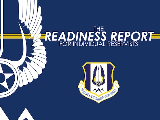 The Readiness Report is published monthly for Individual Reservists.