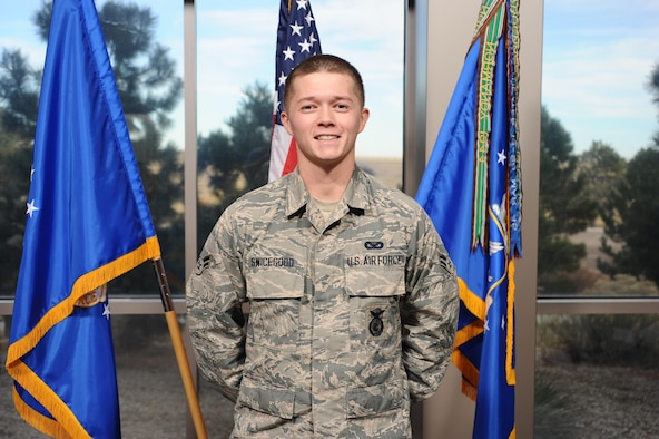 Airman 1st Class Eric Swicegood, 50th Security Forces Squadron (Courtesy photo)