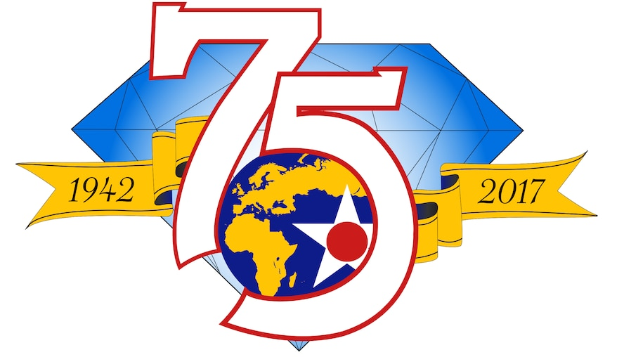 U.S. Air Forces in Europe celebrates its 75th anniversary Jan. 19, 2017 at Ramstein Air Base, Germany.