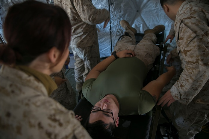 the shock trauma platoon on the battlefield Objective: the shock trauma platoon (stp) is a small, mobile medical unit designed to support united states marine corps combat operations the experience of one stp deployed to iraq is reviewed to evaluate its designated mission.