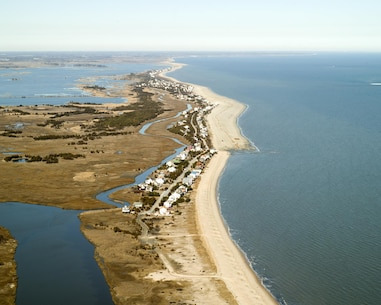 In 2015, the U.S. Army Corps of Engineers' Philadelphia District conducted dredging operations in the Delaware River to deepen the channel and then beneficially used the material to build a dune and berm in Broadkill Beach, DE and reduce the risk of coastal storms for the community.