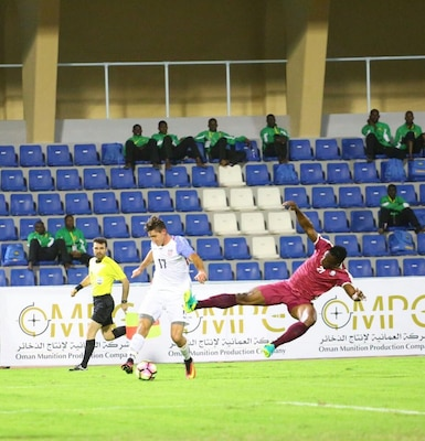 Photos from the 2017 CISM World Football Cup in Muscat, Oman 13-29 January 2017