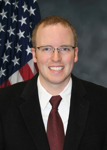 Dr. Adam Pilchak, a materials research engineer at the Materials and Manufacturing Directorate, Air Force Research Laboratory, is the recipient of the 2017 Presidential Early Career Award for Scientists and Engineers, the highest honor bestowed by the U.S. government to science and engineering professionals in the early stages of their career. (U.S. Air Force Photo)