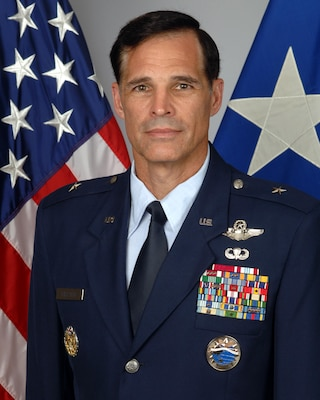 Brigadier General John M. Hillyer, Mobilization Assistant to the Director for Operations (J3MA)