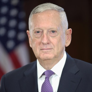 James Mattis took office as the 26th secretary of defense shortly after his Senate confirmation, Jan. 20, 2017. DoD photo