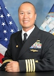 United States Navy Capt. Pele Bagwell assumed the position of DLA Distribution Joint Team Lead.