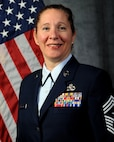Command Chief Master Sgt. Lisa M. Furgeson