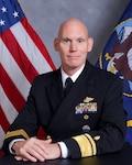 Rear Admiral Brian Pecha, MC