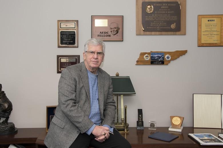 Dr. Edward Kraft, AEDC Chief Technologist