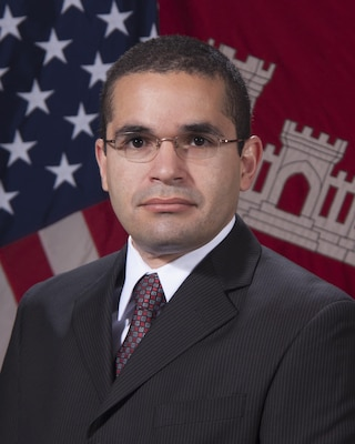 Omar Flores has been named chief of the Survivability Engineering Branch of the Geotechnical and Structures Laboratory at the U.S. Army Engineer Research and Development Center in Vicksburg, Mississippi.