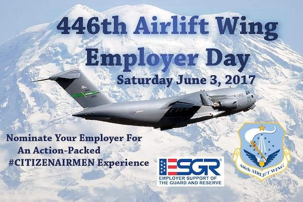 446th Employer Day.