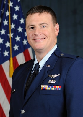 1st Lt. Tom Perkins, CGO of the Year