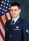 Sr. Airman Jordan Jarecki, Airman of the Year