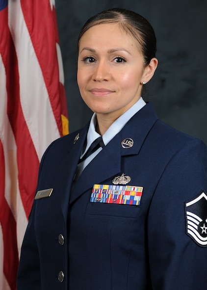 Master Sgt. Natasha VanDeusen, SNCO of the Year