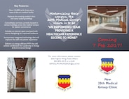 20th MDG new building brochure