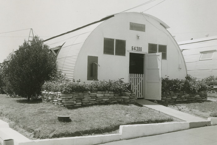 Quonset Hut, Building 64386, 64 Area, Camp Talega, Marine Corps Base Camp Pendleton (date unknown)