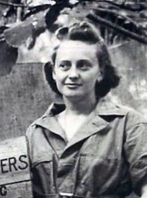After escaping the province of Bataan just before it fell to invading Japanese forces, Lt. Col. Helen Hennessey found herself on the island of Corregidor in the Philippines. This image was taken there, where she helped take care of the sick and wounded in an underground 1,000-bed hospital.