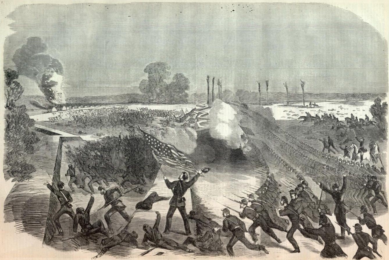 an analysis of the vicksburg campaign and the role of civil war In february 1864, president abraham lincoln appointed ulysses s grant as commander in chief of all union armies in the civil warwasting no time, grant began planning a major offensive toward the confederate capital of.