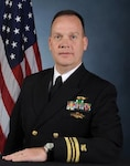 Navy Supply Corps Lt. Cmdr. Matthew W. McCabe assumed command as DLA Distribution's Distribution Operations Team-Susquehanna commander in a Jan. 7 ceremony.