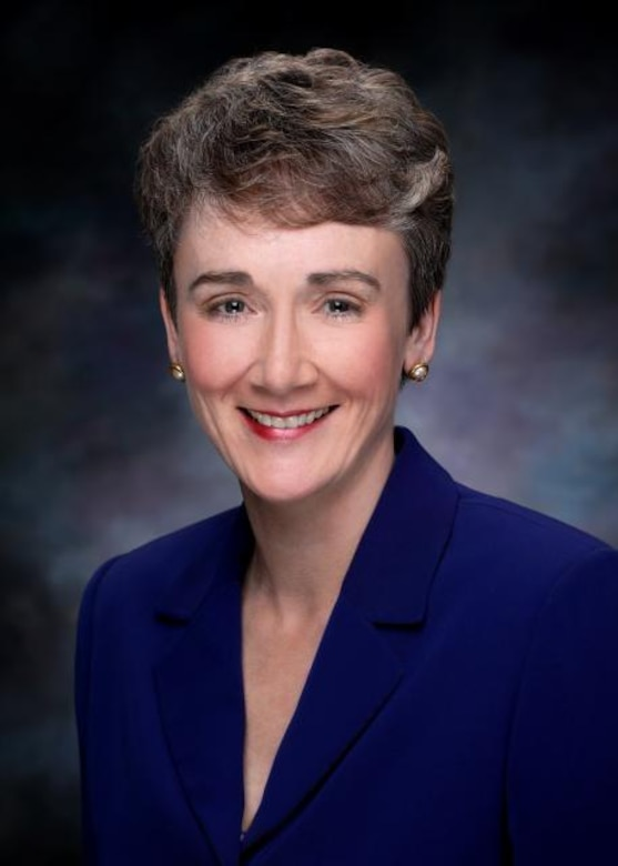Former Congresswoman Heather Wilson, a graduate of the U.S. Air Force Academy, is President Donald Trump's nominee for secretary of the Air Force, the White House announced Jan. 23, 2017. (Courtesy photo)